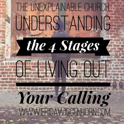 The Unexplainable Church, Conquering Comparison In Pursuing Your Calling
