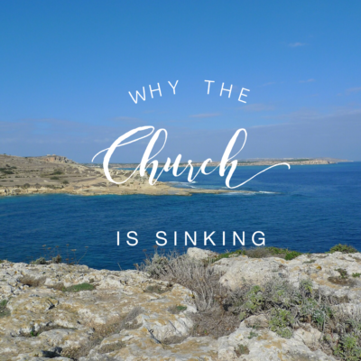Why The Church Is Sinking, The Unexplainable Church