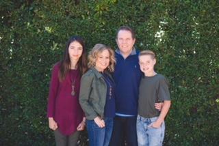 Jonathan, Eliana. Erica, and Nathan Wiggenhorn