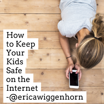Why You Must Inform Your Kids About Internet Safety