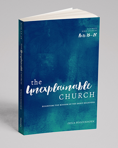3D Book Cover mock up for erica wiggenhorn the unexplainable life
