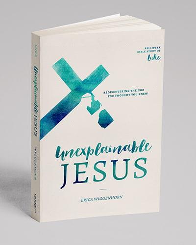 3D Mockup of Unexplainable Jesus by Erica Wiggenhorn