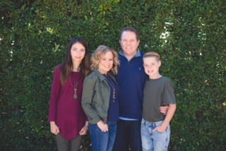 Erica Wiggenhorn Family Photo